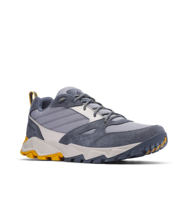 IVO TRAIL™ | 036 | 11 Chaussure IVO Trail Homme, Monument, Golden Yellow, 3/4 front