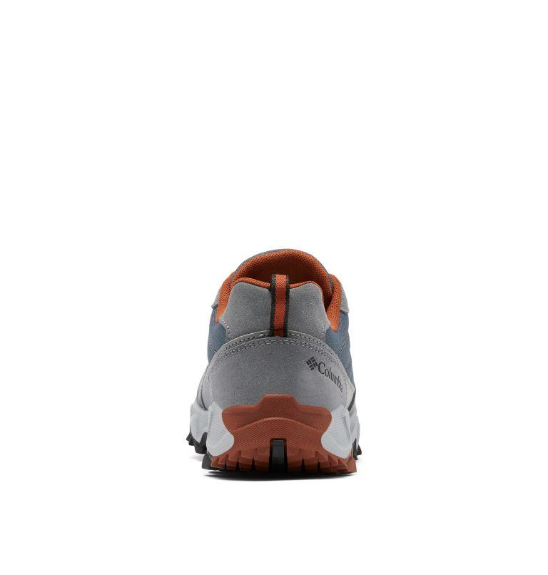 IVO TRAIL™   053   8 Zapato trail IVO para hombre, Graphite, Dark Adobe, back