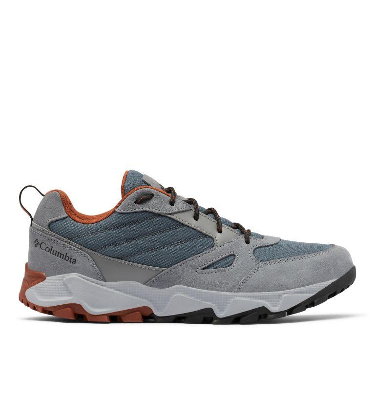 IVO TRAIL™   053   8 Zapato trail IVO para hombre, Graphite, Dark Adobe, front