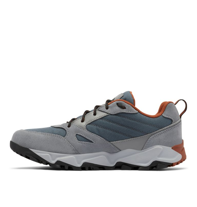 IVO TRAIL™   053   8 Zapato trail IVO para hombre, Graphite, Dark Adobe, medial