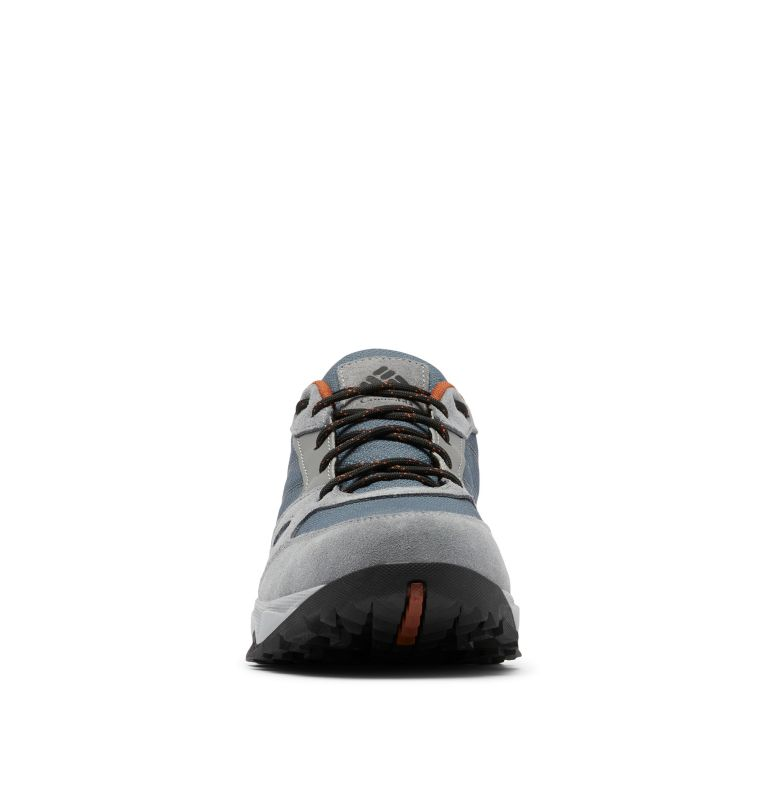 IVO TRAIL™ | 053 | 7 Men's IVO Trail™ Shoe, Graphite, Dark Adobe, toe