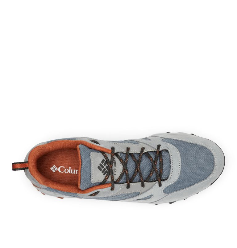 IVO TRAIL™ | 053 | 8.5 Men's IVO Trail™ Shoe, Graphite, Dark Adobe, top