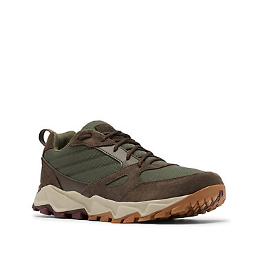 Men's IVO Trail Shoe IVO TRAIL™ | 241 | 11.5, Peatmoss, Rich Wine, 3/4 front