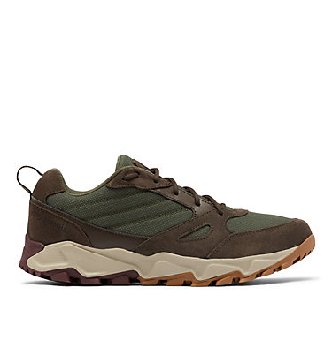 Men's IVO Trail Shoe IVO TRAIL™ | 011 | 7, Peatmoss, Rich Wine, front