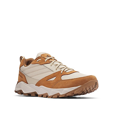 Men's IVO Trail Shoe IVO TRAIL™ | 011 | 7, Oatmeal, Light Brown, 3/4 front