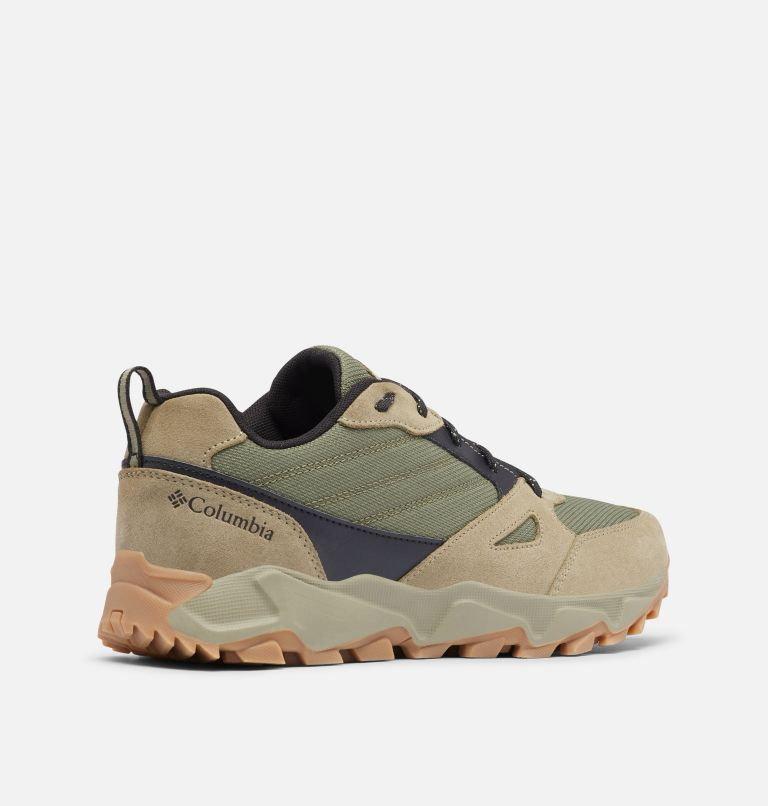 IVO TRAIL™ | 371 | 10 Zapato trail IVO para hombre, Hiker Green, Creek, 3/4 back