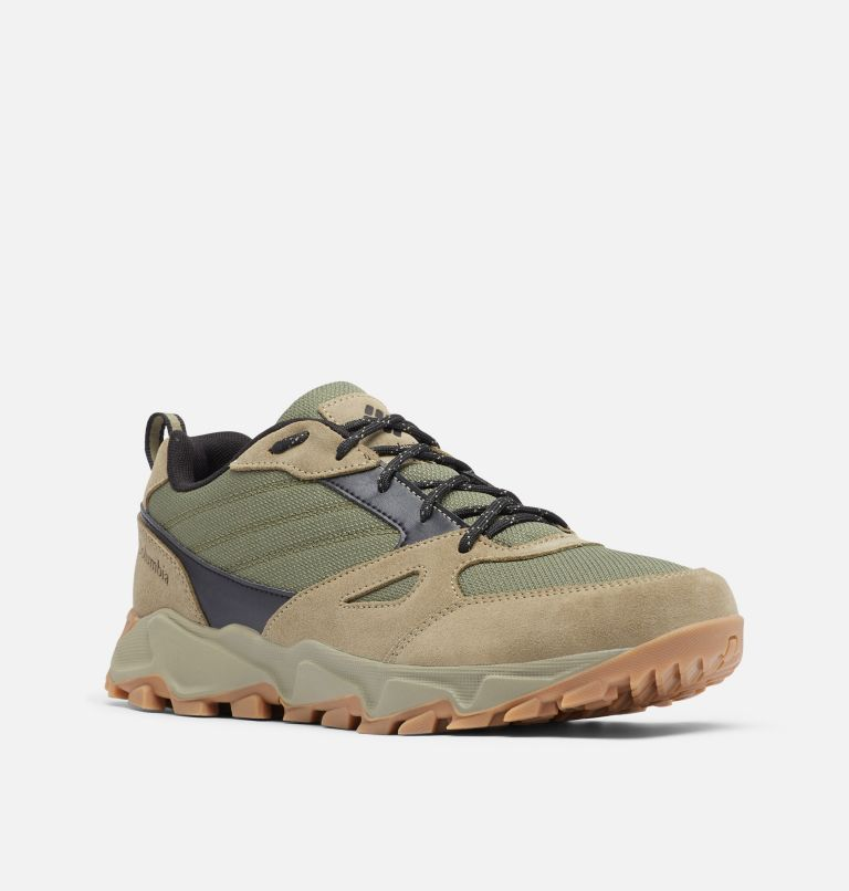 IVO TRAIL™ | 371 | 11 Zapato trail IVO para hombre, Hiker Green, Creek, 3/4 front