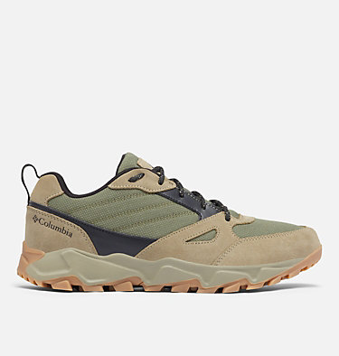 Men's IVO Trail Shoe IVO TRAIL™ | 011 | 7, Hiker Green, Creek, front
