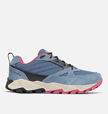 Women's IVO Trail Shoe IVO TRAIL™ | 492 | 5, Zinc, Dark Fuchsia, front