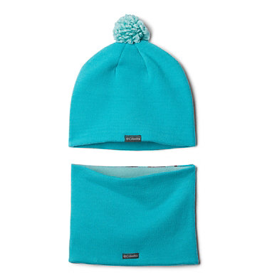 Ensemble Bonnet Tour De Cou Snow More Enfant , back