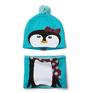 Toddler Snow More™ Hat and Gaiter Set