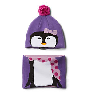 Infant Snow More™ Hat and Gaiter Set