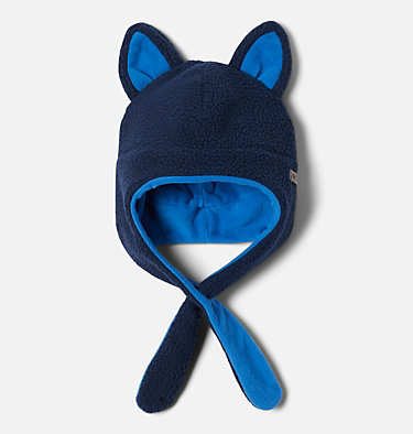 Toddlers' Tiny Animal Beanie II Tiny Animal™ Beanie II | 464 | O/S, Collegiate Navy, Bright Indigo, front