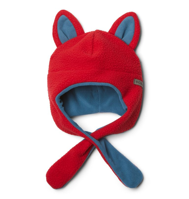 Tiny Animal™ Beanie II | 613 | O/S Bonnet Tiny Animal II Enfant, Mountain Red, front