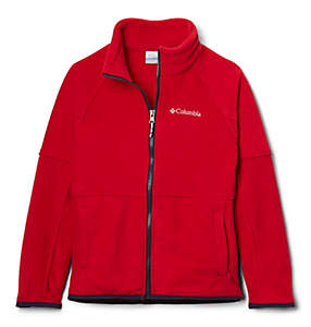 Kids' Basin Trail™ Full Zip Fleece