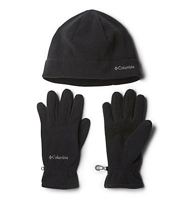 Unisex Fast Trek™ Hat and Glove Set , front