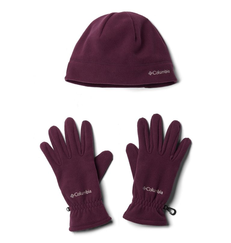 Unisex Fast Trek™ Hat and Glove Set Unisex Fast Trek™ Hat and Glove Set, front