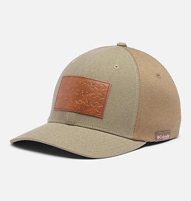 PHG Camo Ballcap PHG™ Camo Ballcap | 010 | L/XL, Flax, Hunt Flag, front