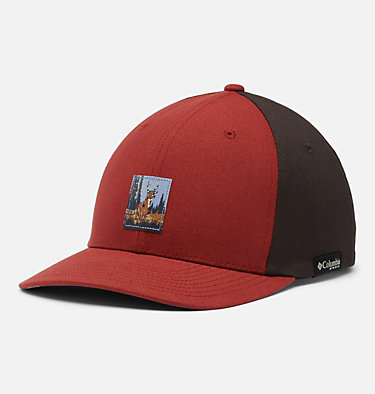 PHG Camo Ballcap PHG™ Camo Ballcap | 010 | L/XL, Red Oxide, Whitetail Patch, front