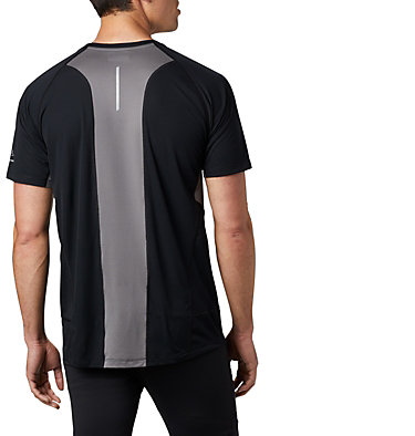 Men's Titan Ultra™ II Short Sleeve Shirt Titan Ultra™ II Short Sleeve | 010 | S, Black, City Grey, back