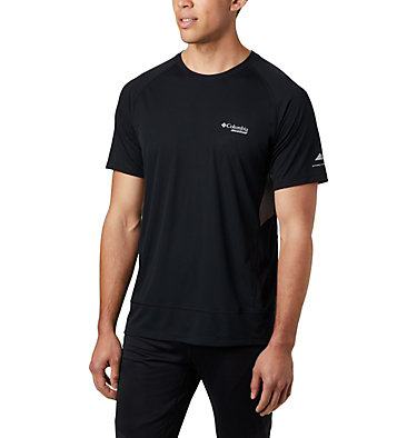 Men's Titan Ultra™ II Short Sleeve Shirt Titan Ultra™ II Short Sleeve | 010 | S, Black, City Grey, front