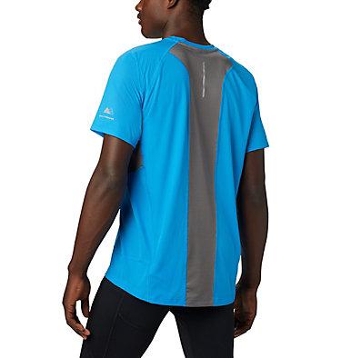 Titan Ultra II Laufshirt für Herren Titan Ultra™ II Short Sleeve | 010 | M, Static Blue, City Grey, back