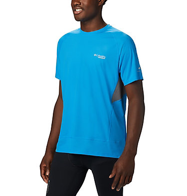 Men's Titan Ultra II Short Sleeve Running T-Shirt , front