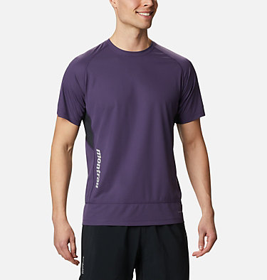 Men's Titan Ultra™ II Short Sleeve Shirt Titan Ultra™ II Short Sleeve | 010 | S, Cyber Purple, front