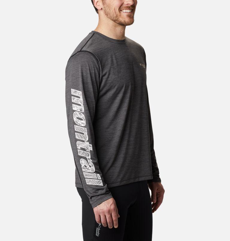 Trinity Trail™ II Long Sleeve | 010 | L Men's Trinity Trail™ II Long Sleeve Shirt, Black, a3