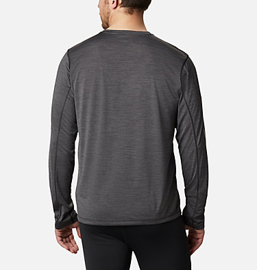 Men's Trinity Trail™ II Long Sleeve Shirt Trinity Trail™ II Long Sleeve | 590 | S, Black, back