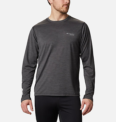 Men's Trinity Trail™ II Long Sleeve Shirt Trinity Trail™ II Long Sleeve | 590 | S, Black, front