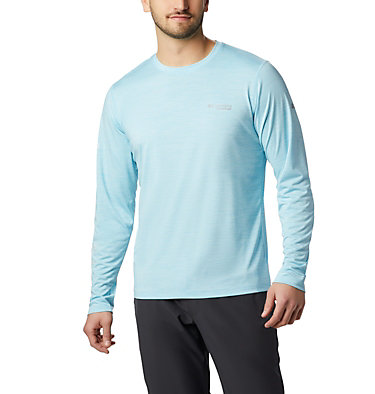 Haut Manches Longues Trinity Trail II Homme , front
