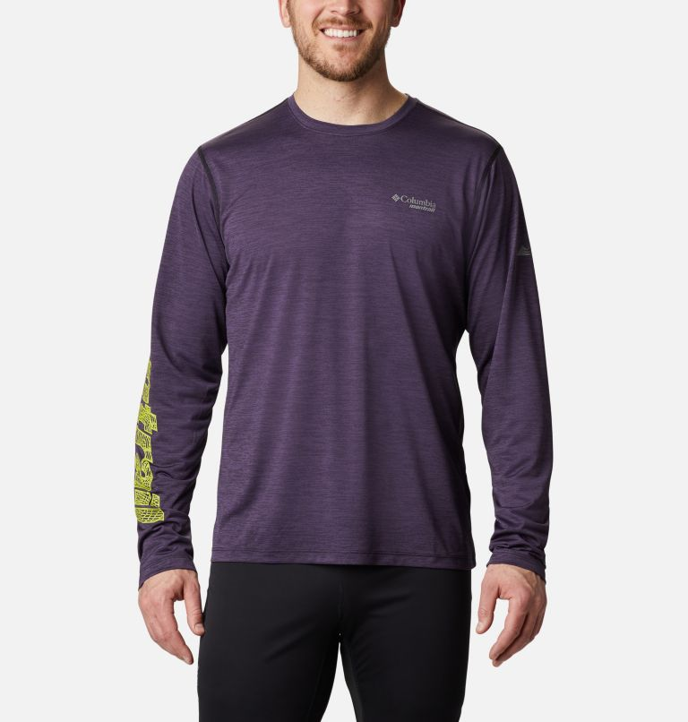 Men's Trinity Trail™ II Long Sleeve Shirt Men's Trinity Trail™ II Long Sleeve Shirt, front