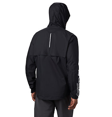Men's Rogue Runner Wind Jacket , back