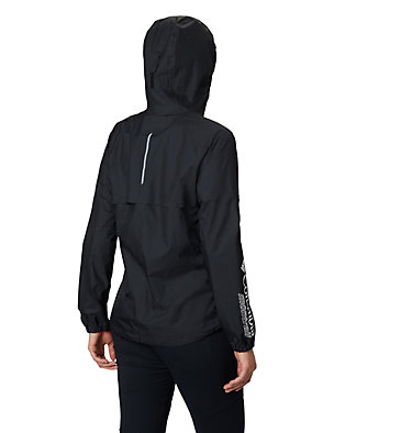 Women's Rogue Runner™ Wind Jacket Rogue Runner™ Wind Jacket | 010 | L, Black, back
