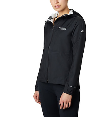 Manteau coupe-vent Rogue Runner™ pour femme Rogue Runner™ Wind Jacket | 010 | L, Black, front