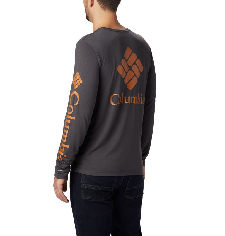 Men's Miller Valley Long Sleeve Graphic T-Shirt Men's Miller Valley Long Sleeve Graphic T-Shirt, a1