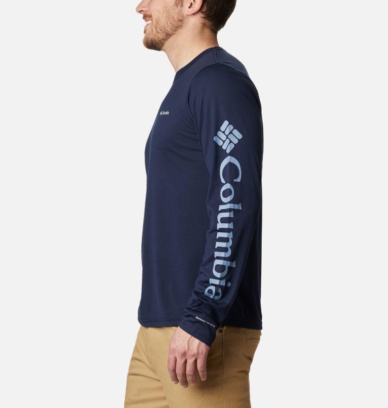 Miller Valley™ Long Sleeve Graphic Tee | 464 | XXL Men's Miller Valley™ Long Sleeve Graphic T-Shirt, Collegiate Navy, a1
