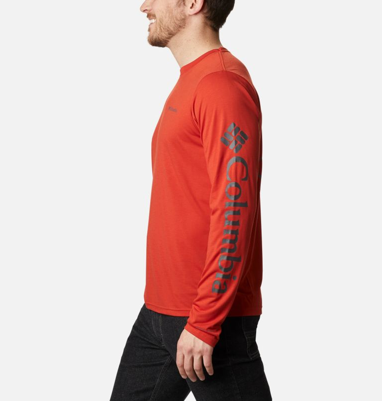 Men's Miller Valley™ Long Sleeve Graphic T-Shirt Men's Miller Valley™ Long Sleeve Graphic T-Shirt, a1