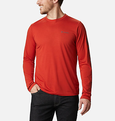 Men's Miller Valley™ Long Sleeve T-shirt Miller Valley™ Long Sleeve Graphic Tee | 010 | L, Flame, Shark, back