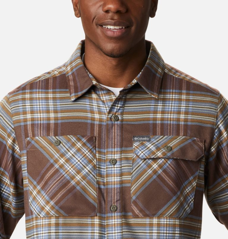 Men's Outdoor Elements™ Stretch Flannel Shirt Men's Outdoor Elements™ Stretch Flannel Shirt, a2