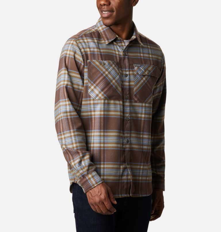 Men's Outdoor Elements™ Stretch Flannel Shirt Men's Outdoor Elements™ Stretch Flannel Shirt, a3
