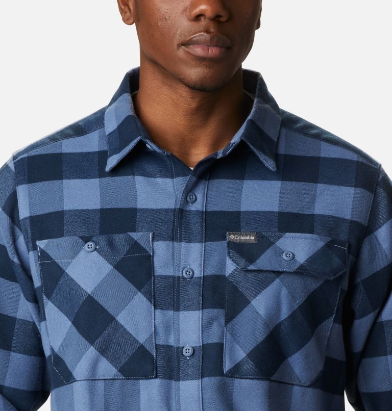 Men's Outdoor Elements Stretch Flannel Shirt Men's Outdoor Elements Stretch Flannel Shirt, a2