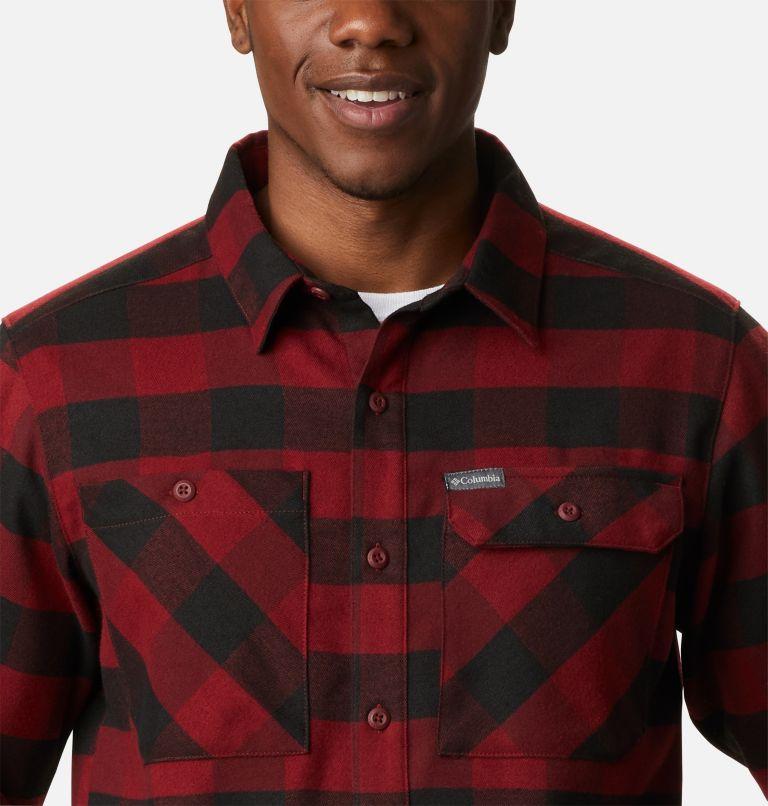 Men's Outdoor Elements Stretch Flannel Shirt Men's Outdoor Elements Stretch Flannel Shirt, a2