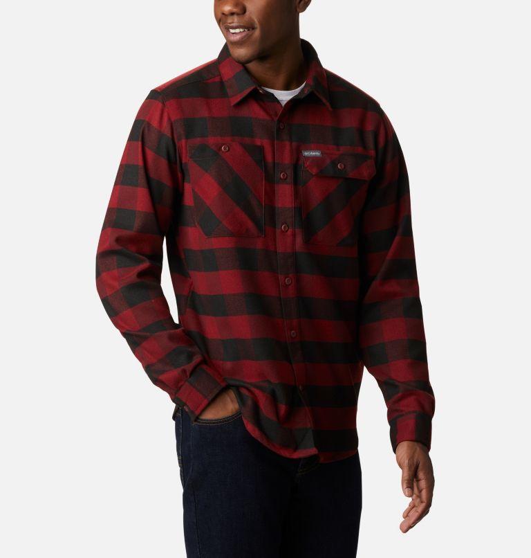 Men's Outdoor Elements Stretch Flannel Shirt Men's Outdoor Elements Stretch Flannel Shirt, a3