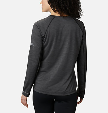 Women's Trinity Trail II Long Sleeve Shirt Trinity Trail™ II Long Sleeve | 010 | XS, Black, back