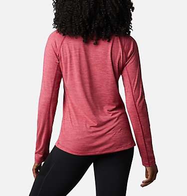 Women's Trinity Trail II Long Sleeve Shirt Trinity Trail™ II Long Sleeve | 010 | XS, Rouge Pink, back