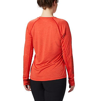 Maglia Trinity Trail II Long Sleeve da donna , back