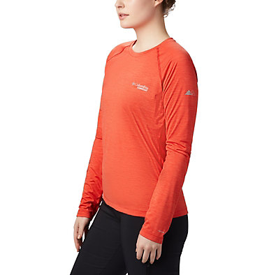 Women's Trinity Trail II Long Sleeve Shirt , front