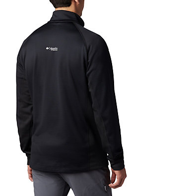 Men's Mount Defiance™ Fleece Jacket Mount Defiance™ Fleece | 010 | L, Black, back